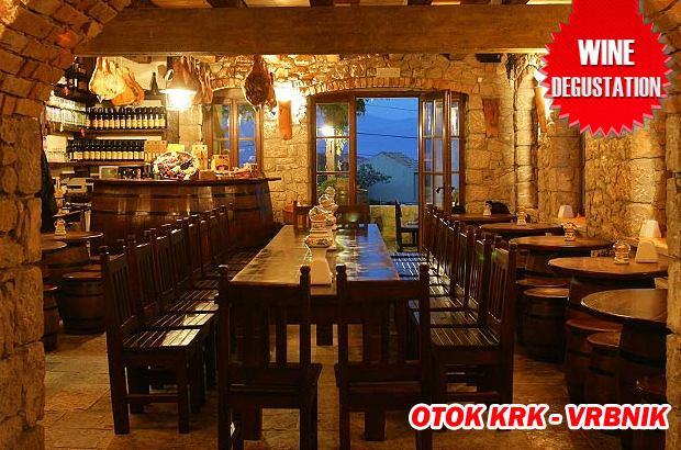 Krk - Vrbnik Wine Tour (Vozhdeniye po zaprosu)