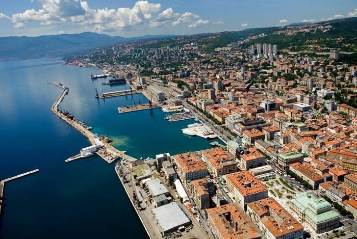 Luka Rijeka tour