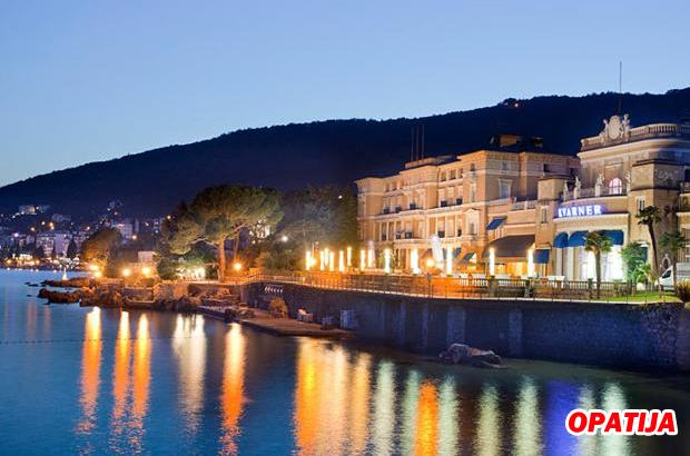 Opatija sotto le stelle